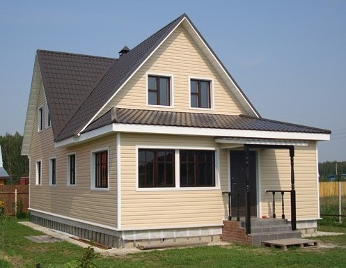 Монтаж и ремонт крыши