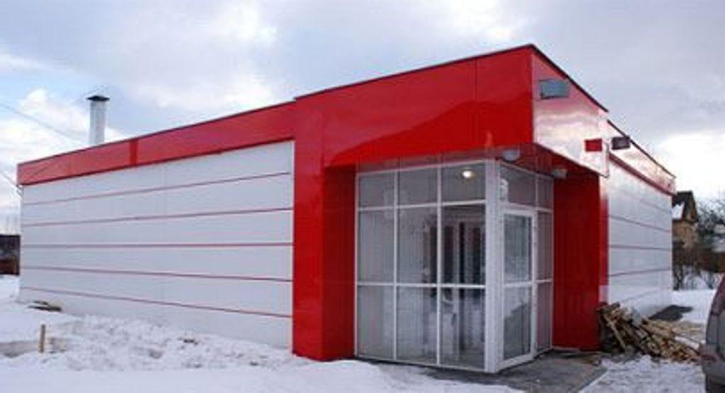 Монтаж металлоконструкций в Уфе Строительство магазинов, ангаров