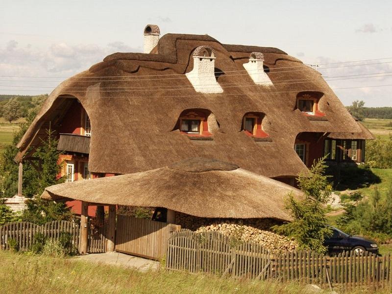 Какой вид крыши подойдет для вашего дома?