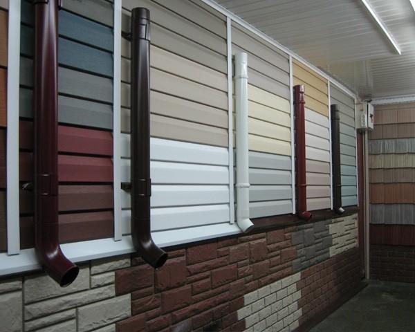 Виниловый сайдинг: долговечная и эстетичная отделка фасада